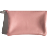 Bags Made in USA Monique Bag – Pink with Iridescent Pave Ball