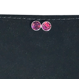 Rose Crystals on Bag