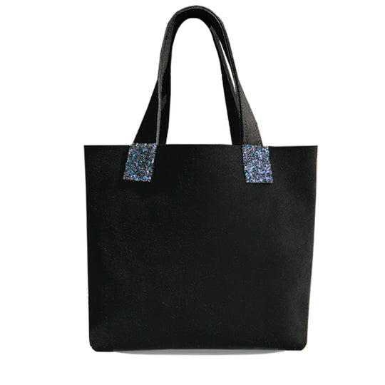 Handbags Made in California - MONOLISA Italian Suede Tote Bag
