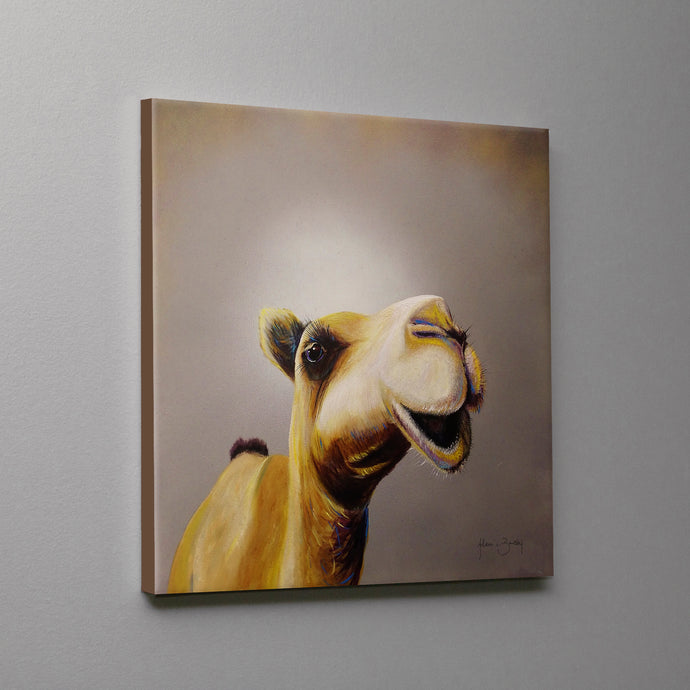 Don't Get the Hump! Canvas