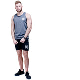 Performance Tanktop - Charcoal