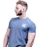 Performance T-Shirt - Heathered Navy
