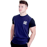 Lifestyle Tee - Navy/Black