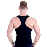 Curved Hem Stringer - Black