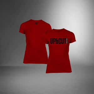 Women's Impact T- Shirt -Red