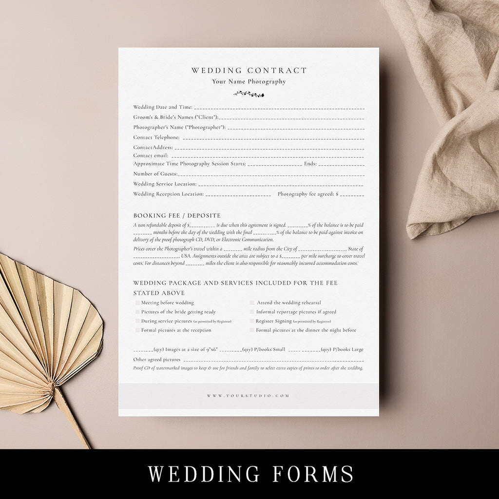 BY THEM WEDDINGS/FORMS