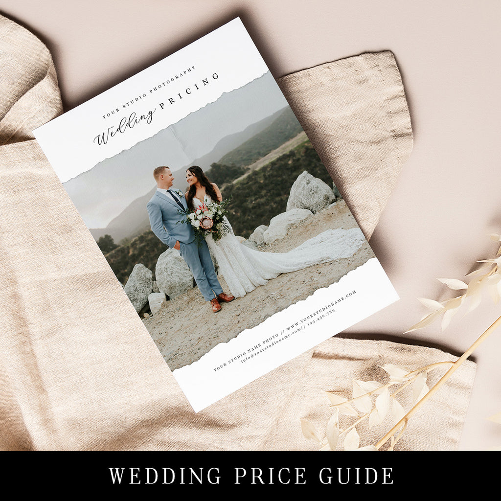 BY THEM WEDDINGS/PRICE GUIDES