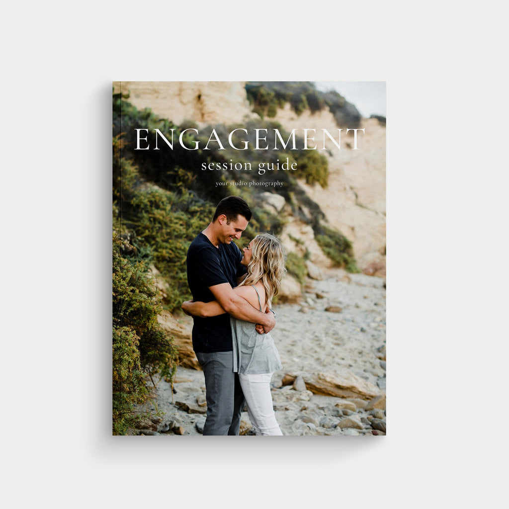 Karon - Engagement Magazine Template - Salsal Design