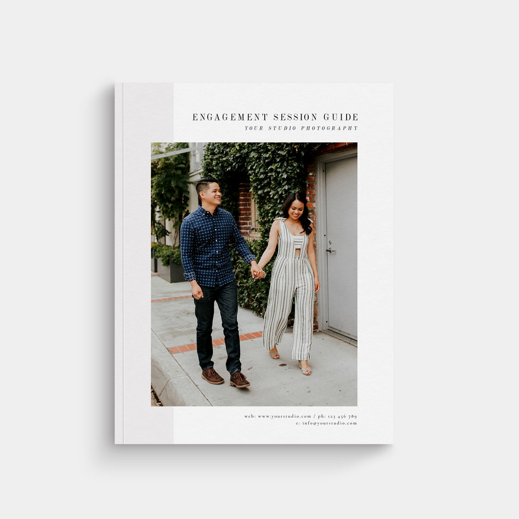 Madrid - Engagement Magazine Template-Template-Salsal Design