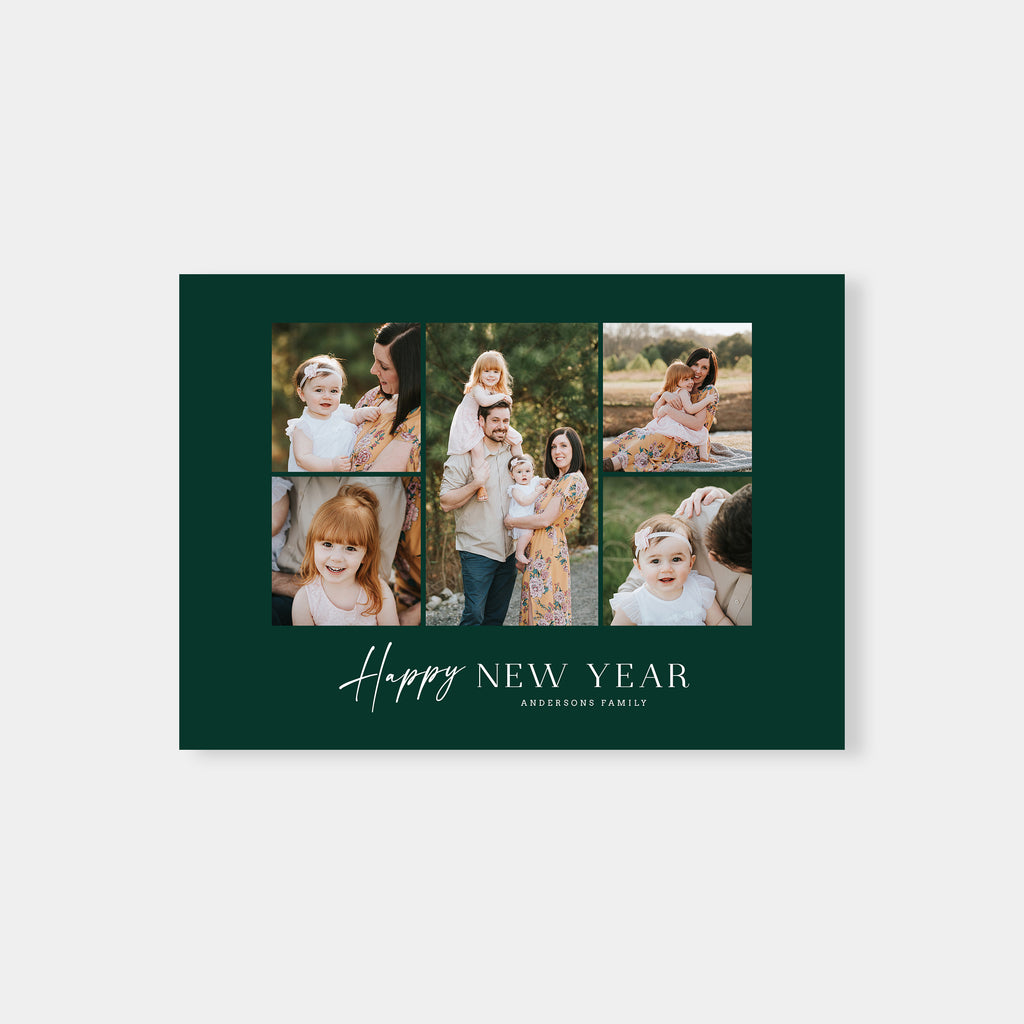 Happy Year - New year Cards - Salsal Design