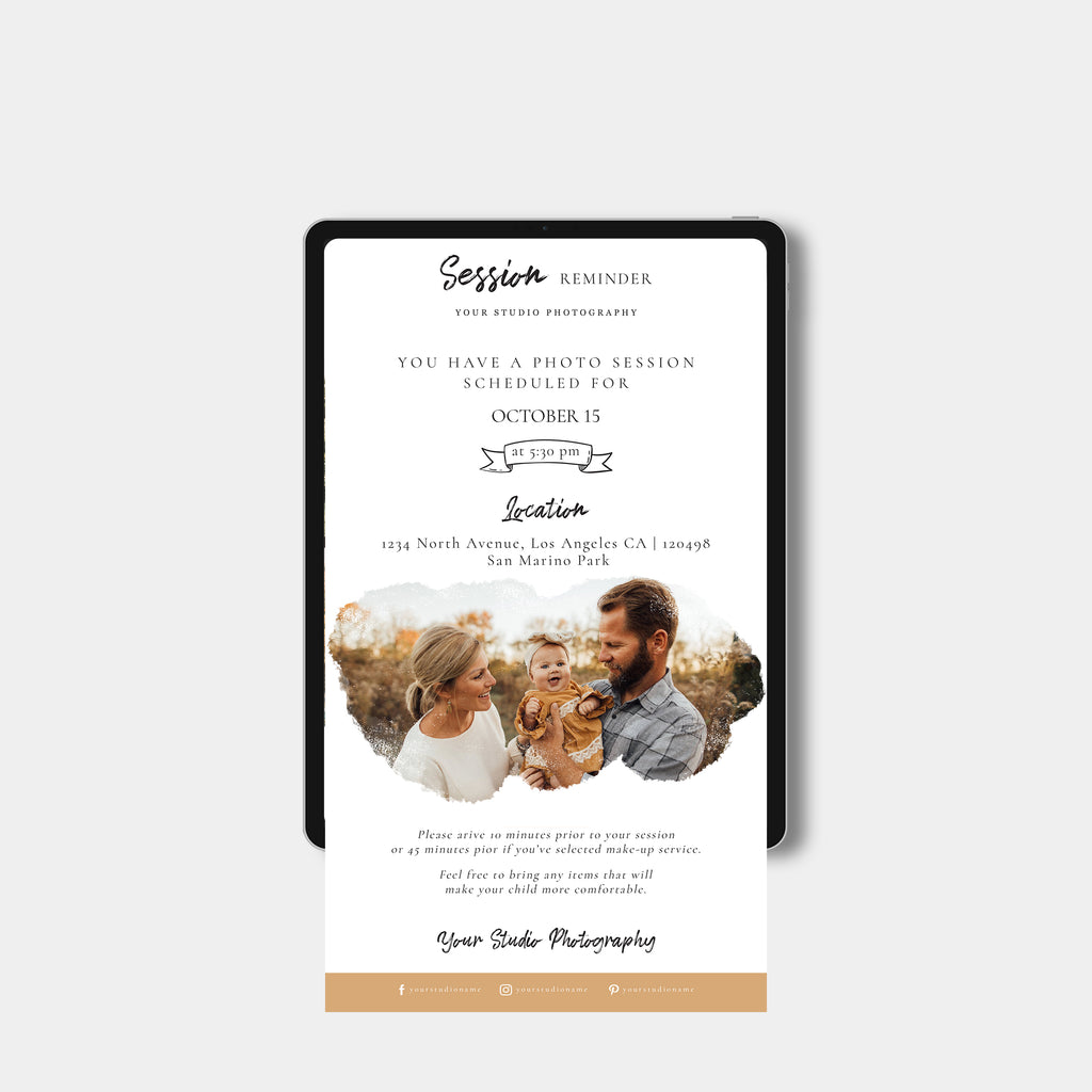 Brush - Email Marketing-Template-Salsal Design