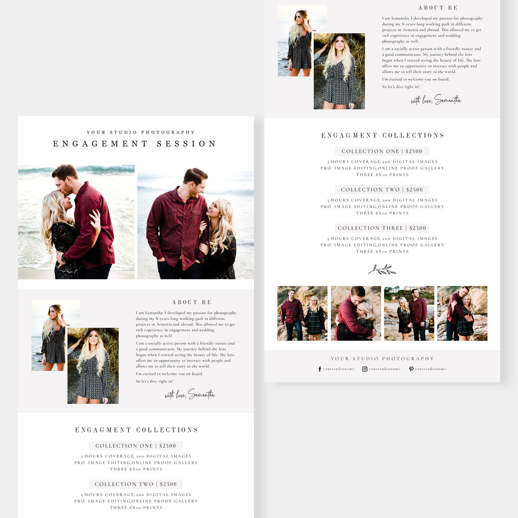 Miami - Engagement Email Marketing - Salsal Design