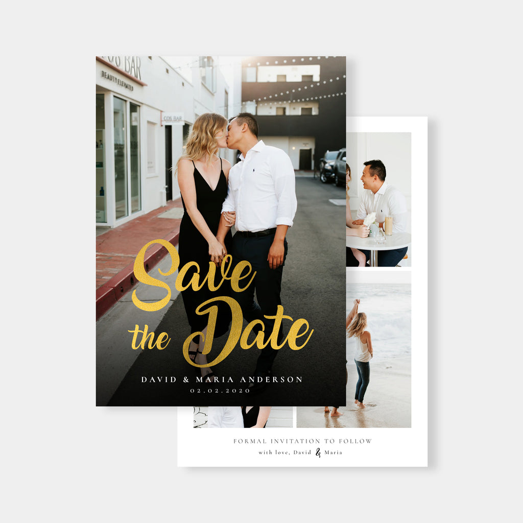 Playful - Save The Date-Template-Salsal Design