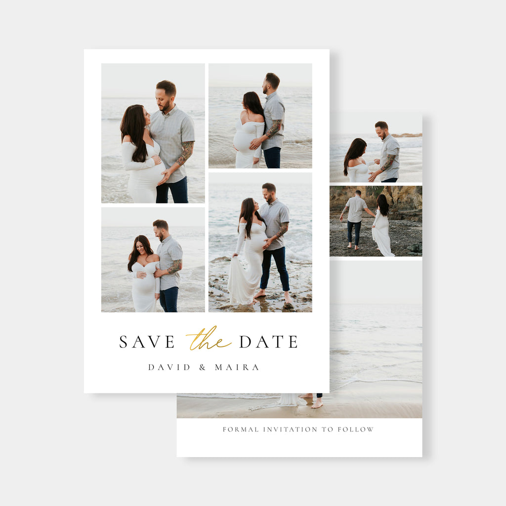 Elegant Space - Save The Date-Template-Salsal Design