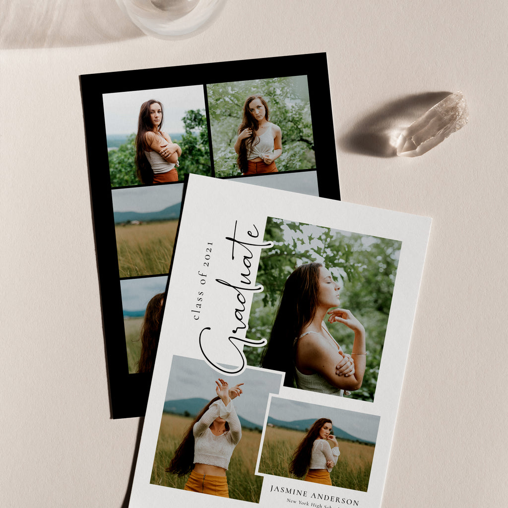 Big Year - Graduation Announcement Template-Template-Salsal Design