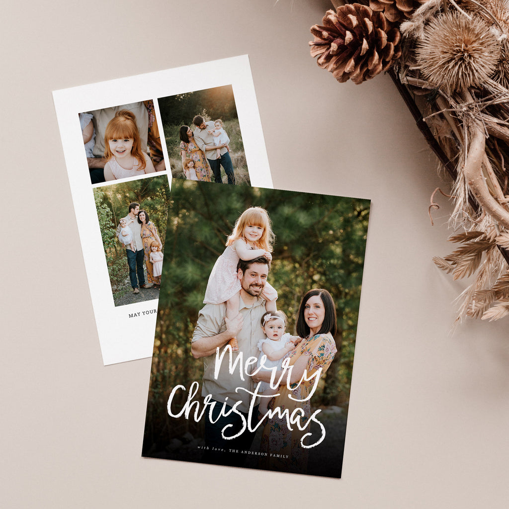 Emilly - Christmas Card - Salsal Design