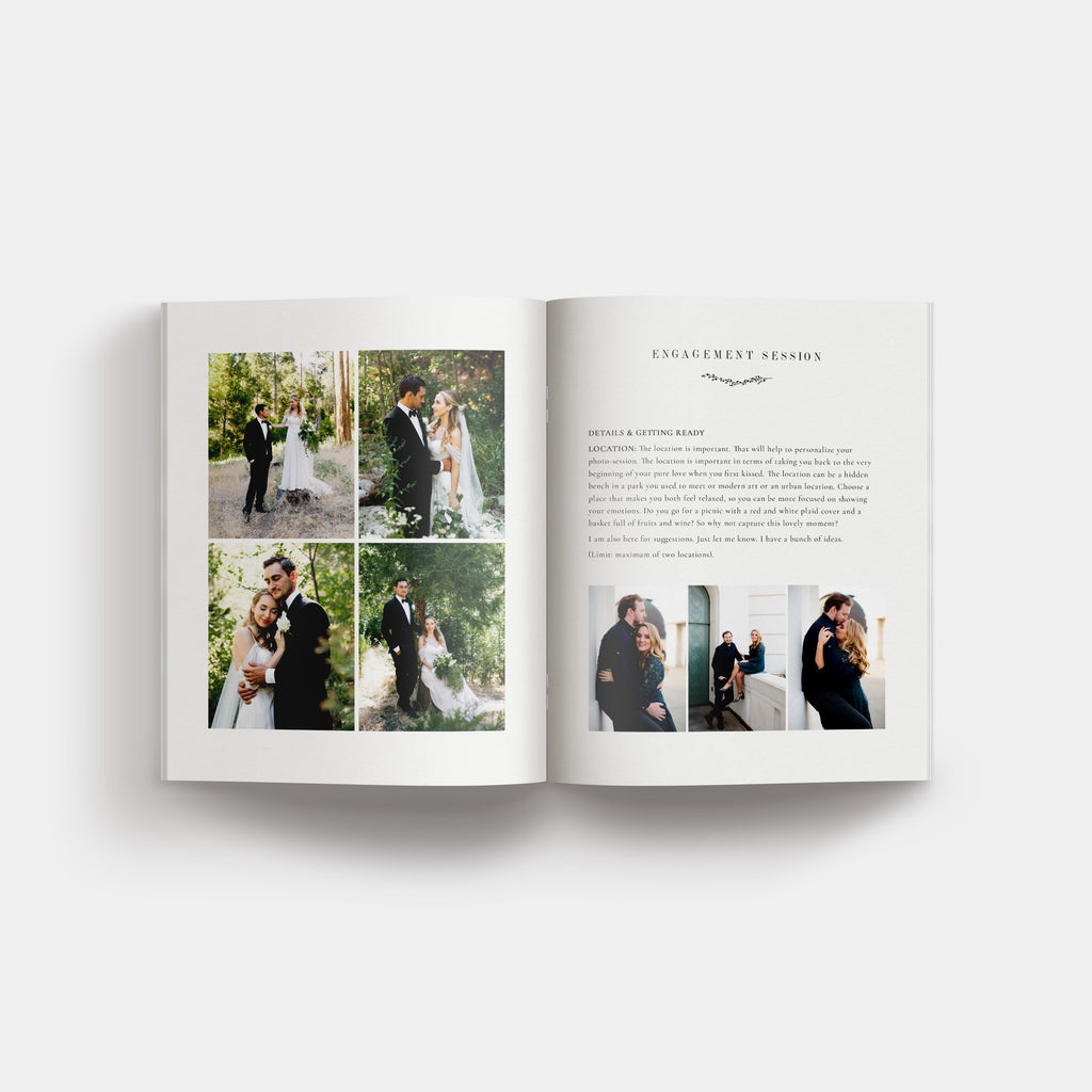 Turin - Wedding Magazine Template - Salsal Design