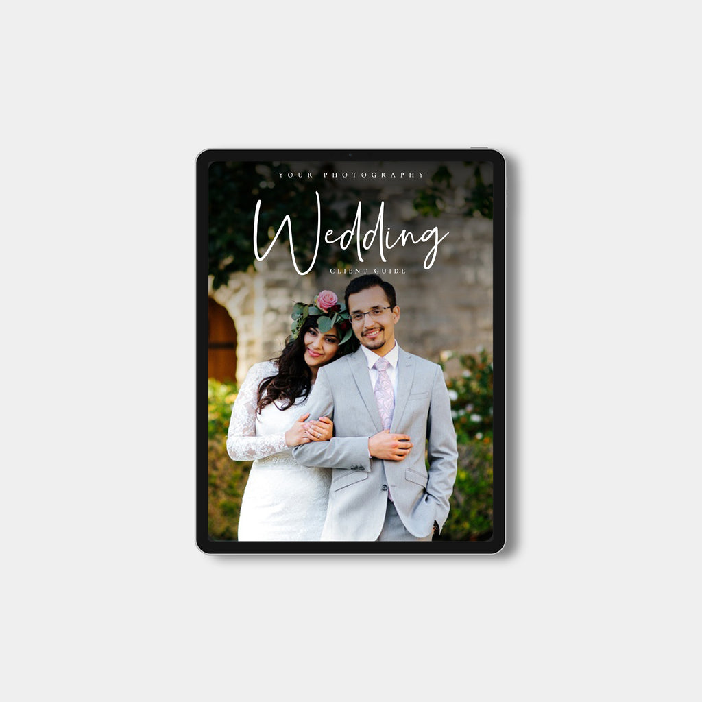 Portofino - Wedding Magazine Template-Template-Salsal Design