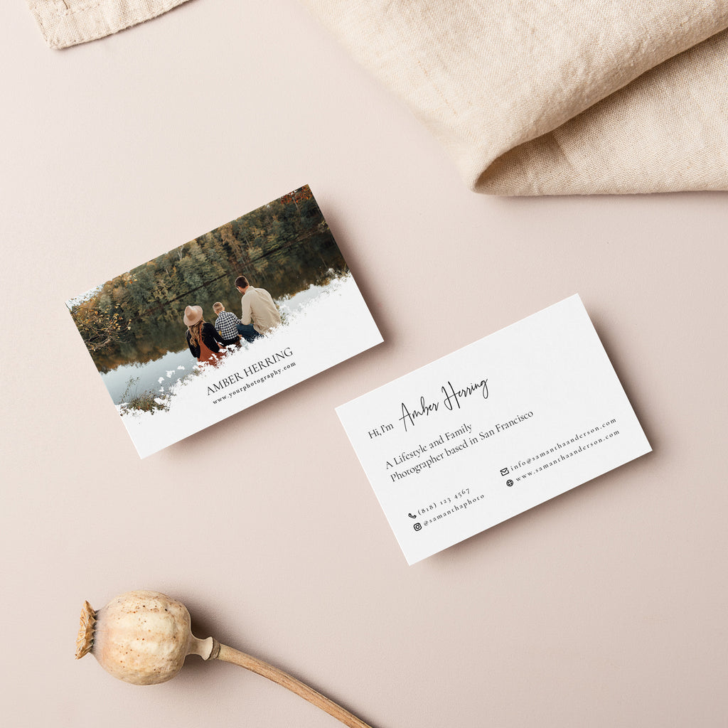 Shade - Business Card Template - Salsal Design