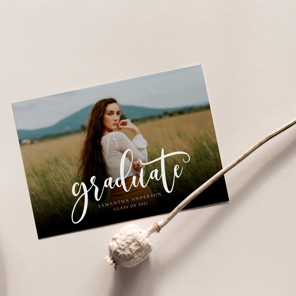 Still Graduating - Graduation Announcement Template-Template-Salsal Design