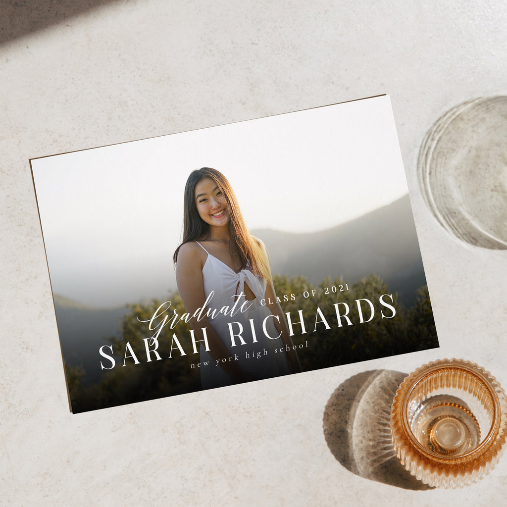 So Proud - Graduation Announcement Template-Template-Salsal Design