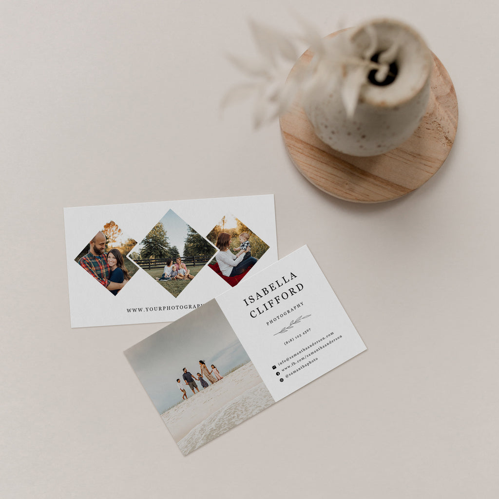 Creative - Business Card Template - Salsal Design