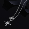 SILVER STAR II NECKLACE