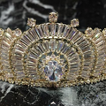 GOLD CANDICE CROWN