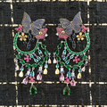 PAPILLON MAJESTUEUX EARRINGS