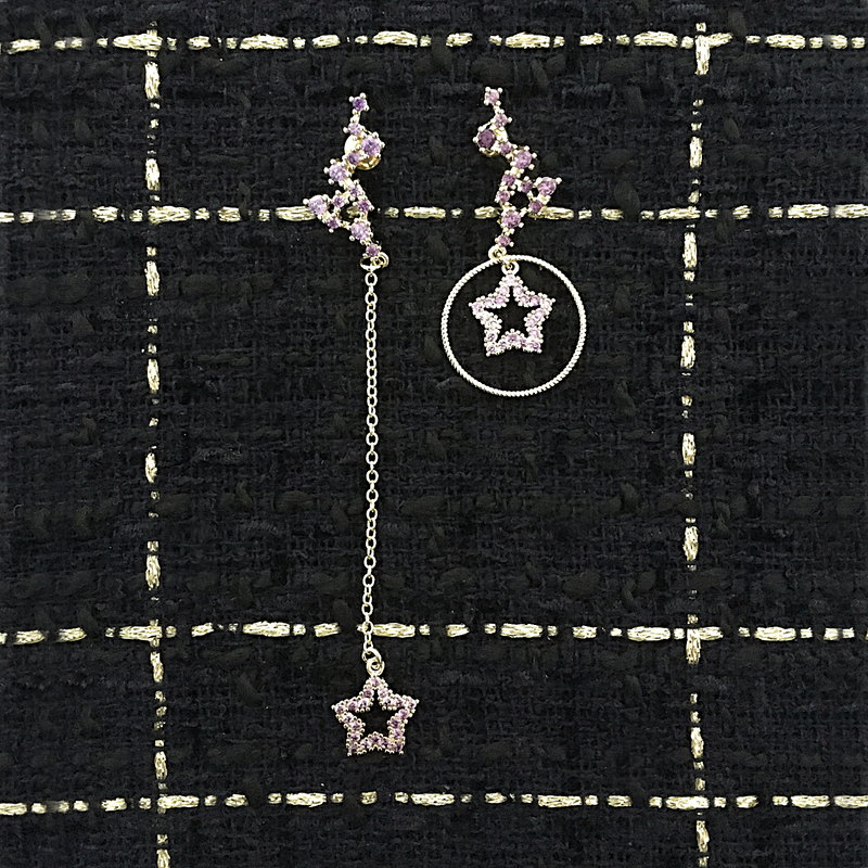 PRECIOUS STAR EARRINGS