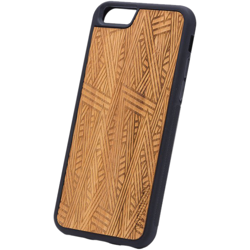 Slim Wooden Phone Case | Aztec - Only Real Adventure - Outdoor Apparel, Gear & Tech
