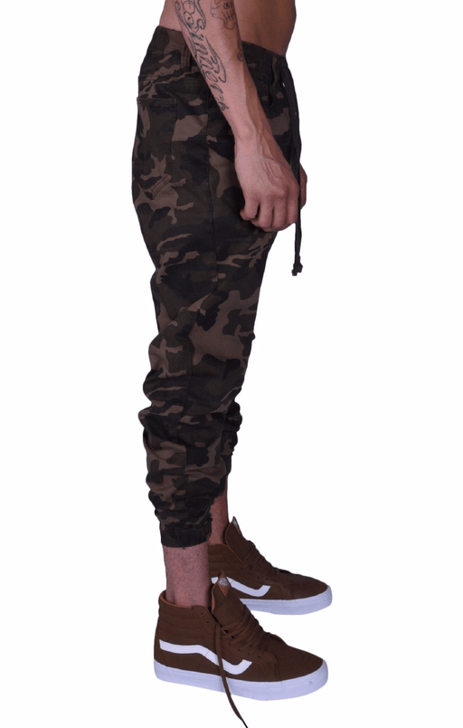 Rich V3 Twill Joggers (Camo) - Only Real Adventure - Outdoor Apparel, Gear & Tech