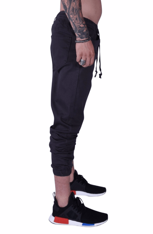 Rich V3 Twill Joggers (Charcoal) - Only Real Adventure - Outdoor Apparel, Gear & Tech