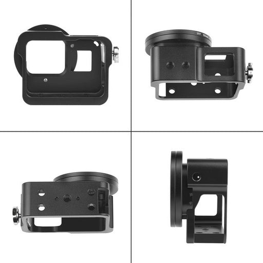CNC Aluminum Alloy Protective Case for GoPro - Only Real Adventure - Outdoor Apparel, Gear & Tech
