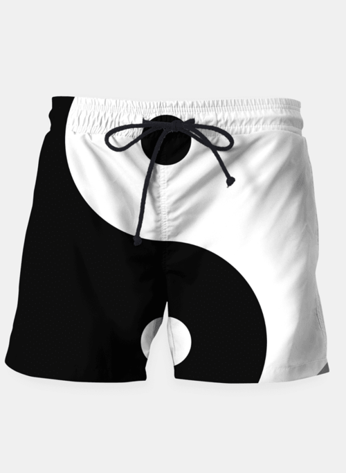 Yin Yang Shorts - Only Real Adventure - Outdoor Apparel, Gear & Tech