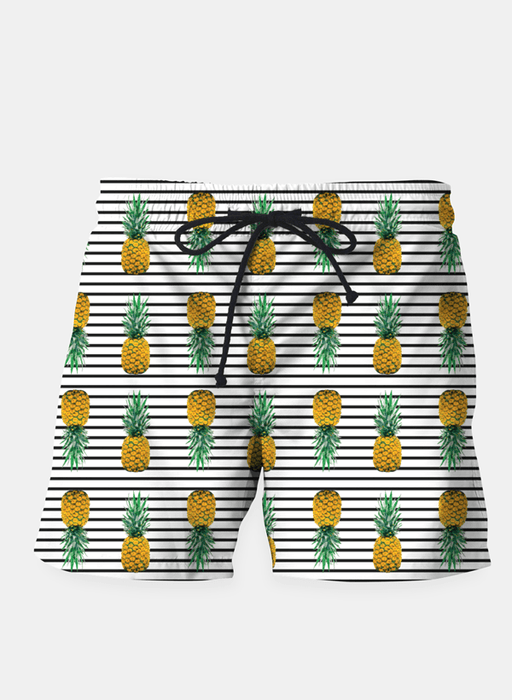 Pineappleeee Szorty Shorts - Only Real Adventure - Outdoor Apparel, Gear & Tech