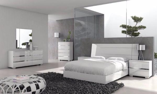 Status Dream Euro Bedroom Collection