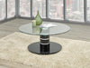 Spencer Glass Coffee Table
