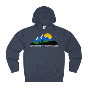 "Adventure Enthusiast's ""Mountain"" Unisex Hoodie"