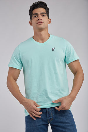 V-Neck - Glass