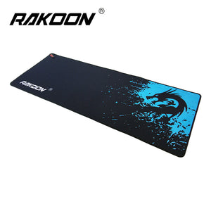 Large Gaming Mouse Pad Locking Edge Mouse Mat Speed/Control Version For Dota Warcraft Mousepad 6 Sizes