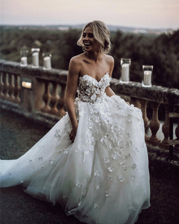 New Arrivals Glamour Wedding Dresses 2019