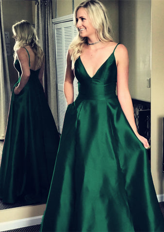 Image of Green-Formal-Dresses