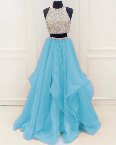 Image of two-piece-prom-dress