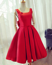 Afbeelding in Gallery-weergave laden, Red-Cocktail-Dresses