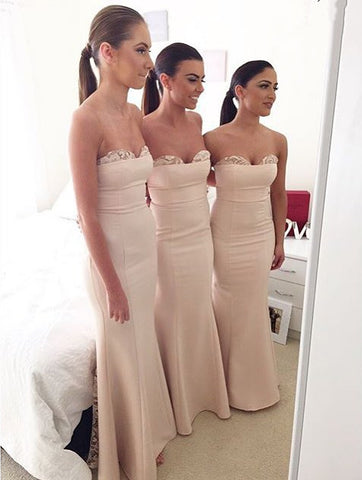 Image of sweetheart-bridesmaid-dresses