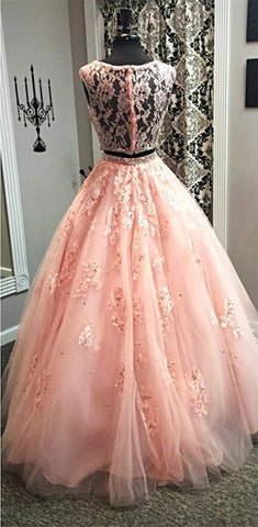 Image of 2-Piece-Quinceanera-Dresses