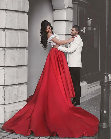 Image of 2-Piece-Prom-Dress