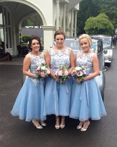 Image of Vintage-Bridesmaid-Dresses