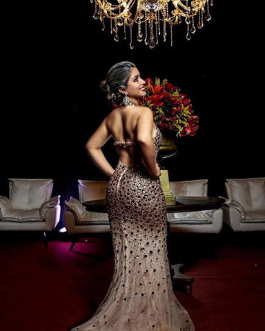 Image of Open-Back-Dresses-Evening
